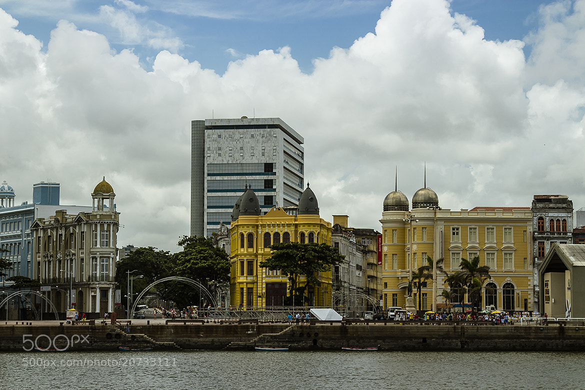 Photograph Ecletic architecture of Recife by Pedro Corrêa on 500px