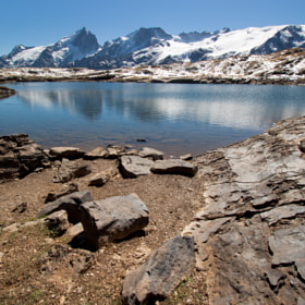 Lac Noir, Emparis by Nicolas Gailland (nicolasgailland)) on 500px.com