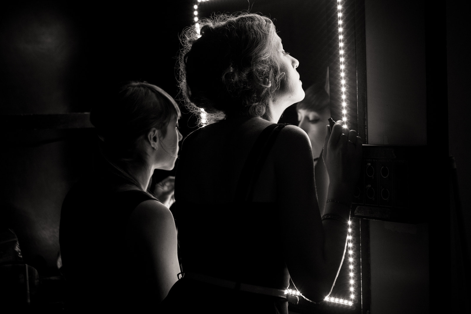 Photograph A moment before the show by Guy Prives on 500px