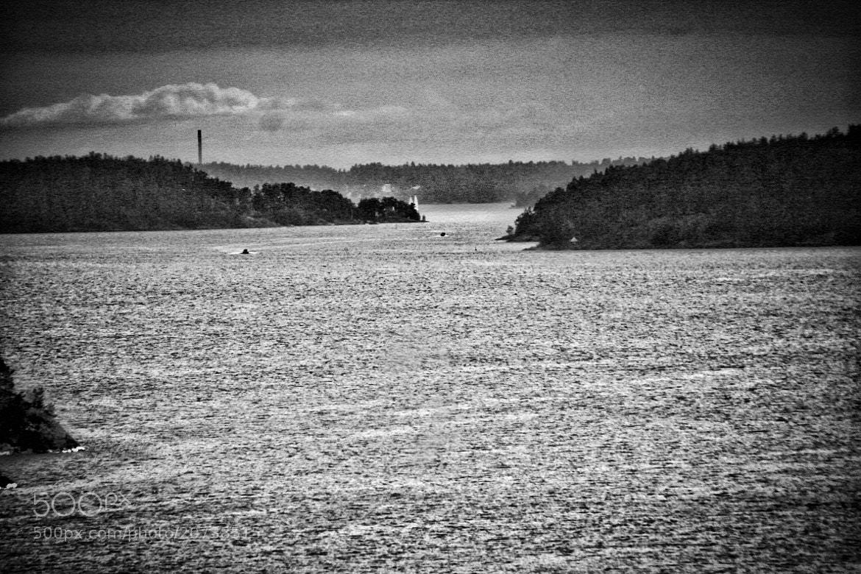 Photograph boatride by Jens Bäfver  on 500px