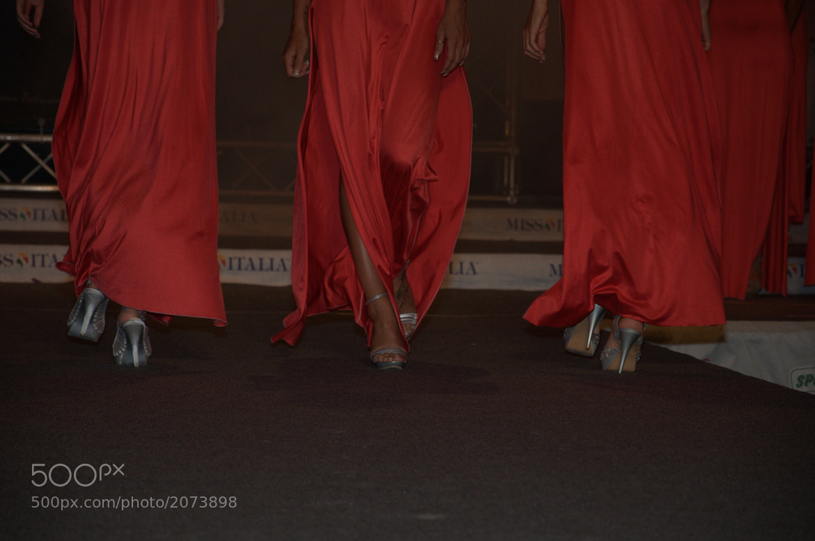 Photograph Miss Italia by Natalia Darii on 500px