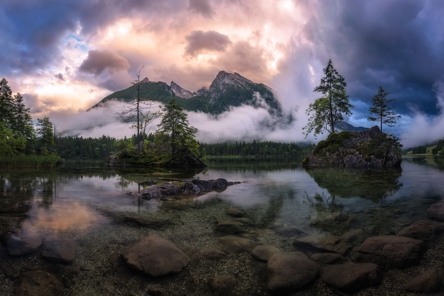 A Storm Is Coming by Daniel F. on 500px.com