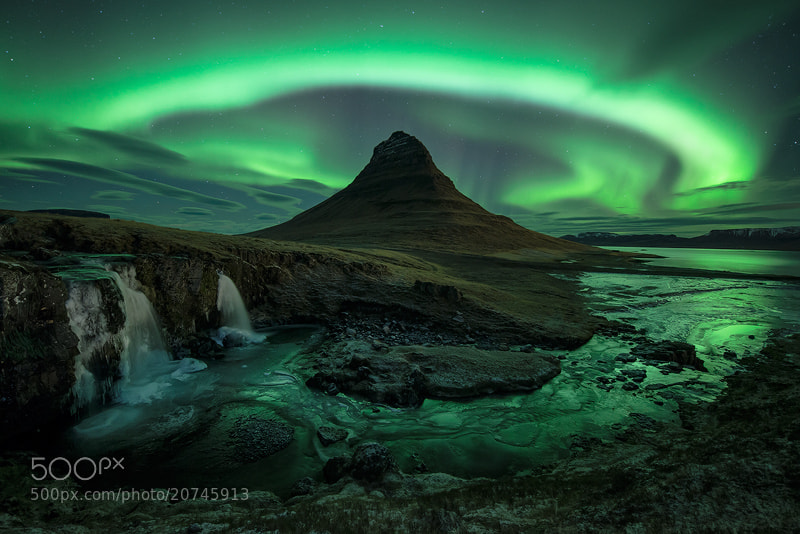 Photograph Kirkjufell, Iceland by David Clapperazzi on 500px
