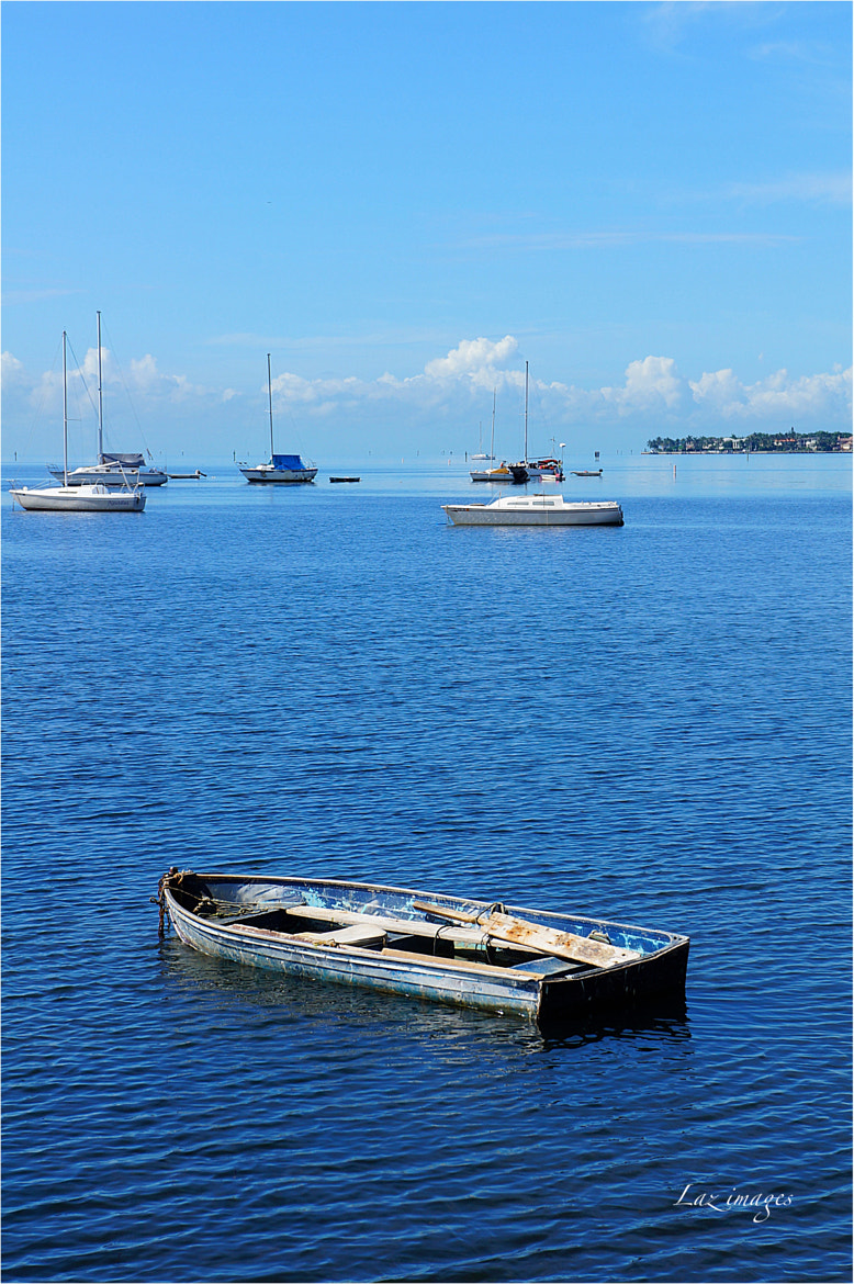 Photograph Little Boat by Laz Rubio on 500px