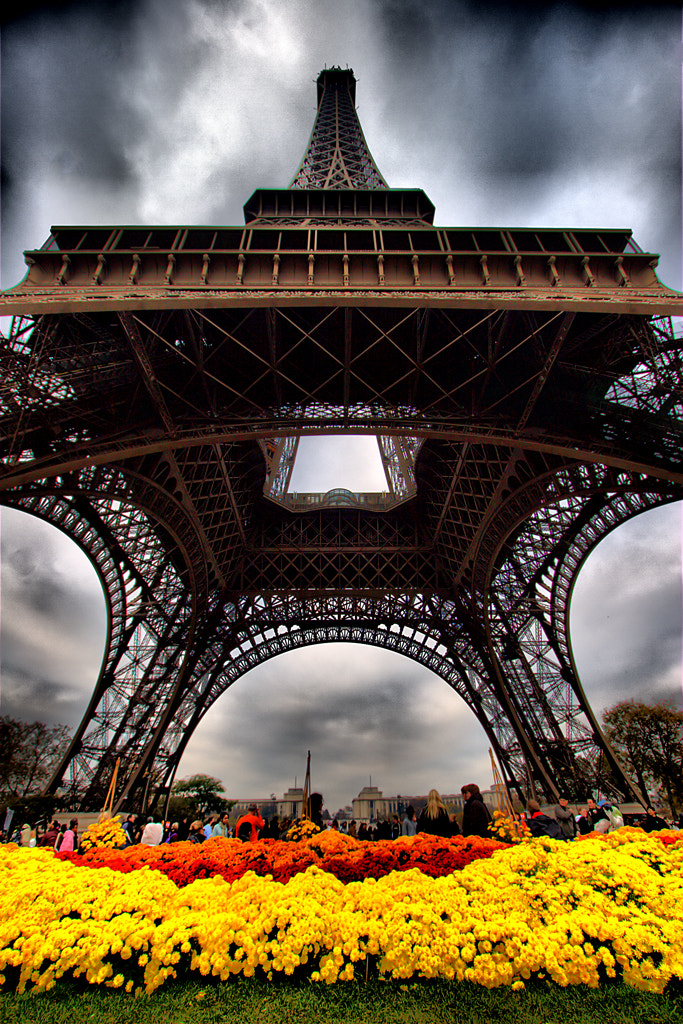Photograph Once Upon a Time in Paris by Paolo Albertini on 500px