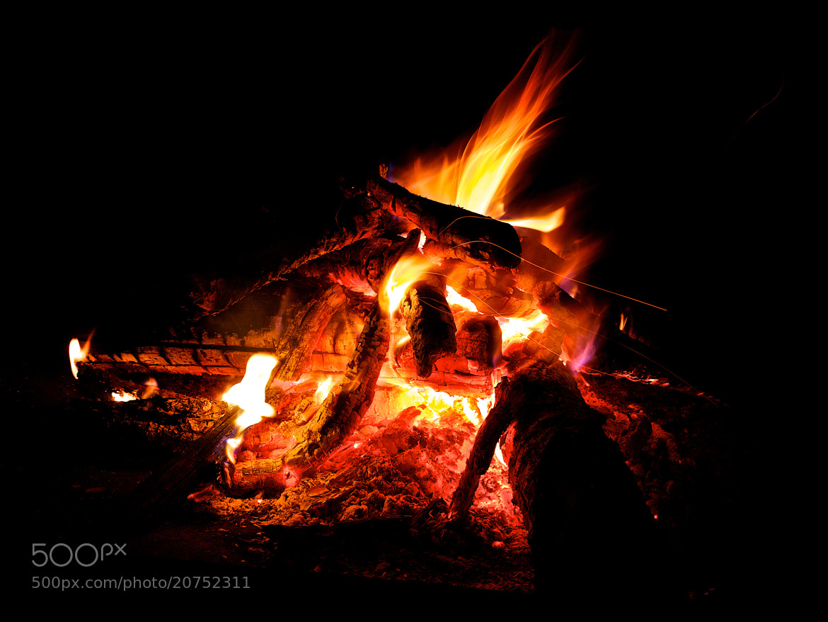 Photograph Heat Theory by Felipe Carral on 500px