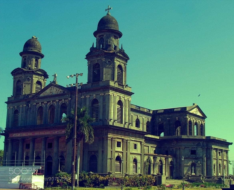 Photograph Vieja Catedral de Managua by Karla Argüello on 500px