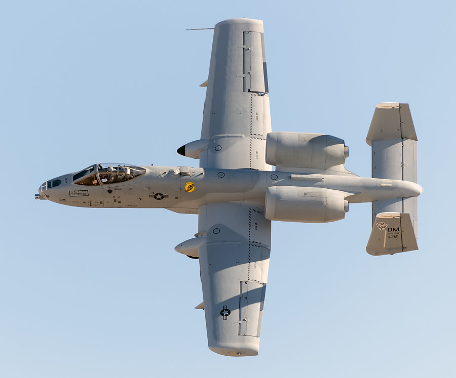 A-10 West demonstration team