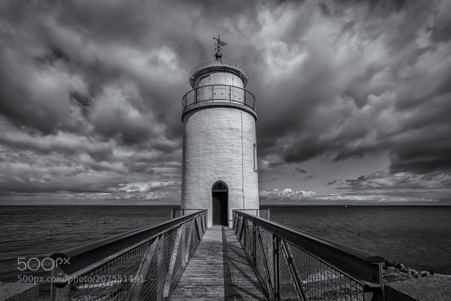 The old light tower