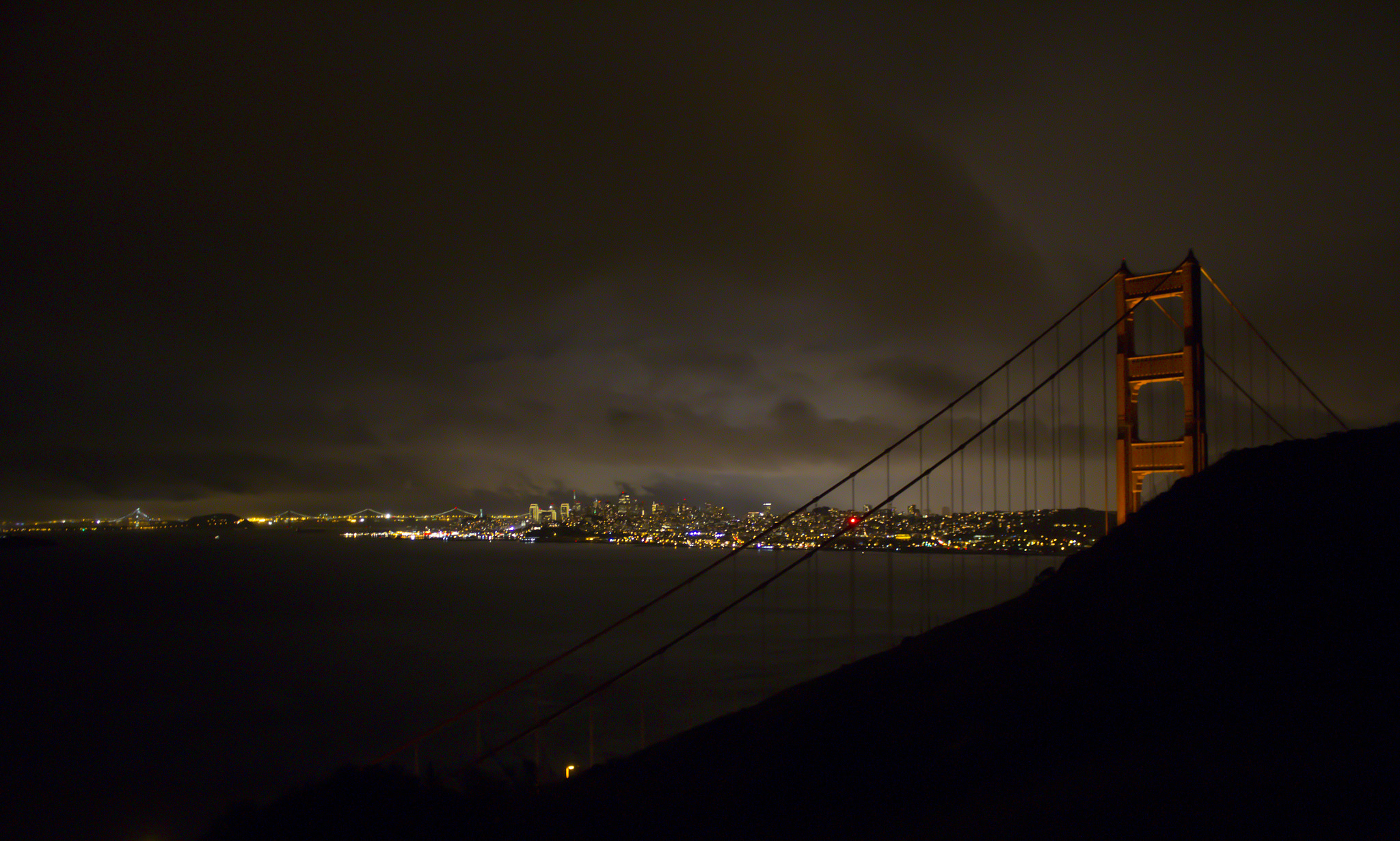 Photograph Golden Gate and San Francisco by Gaurav Chandawale on 500px