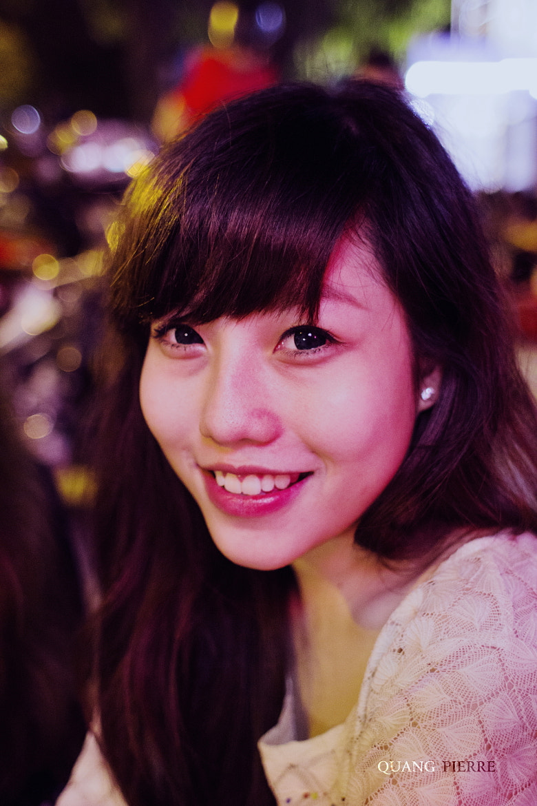 Photograph Smile by Quang Pierre on 500px