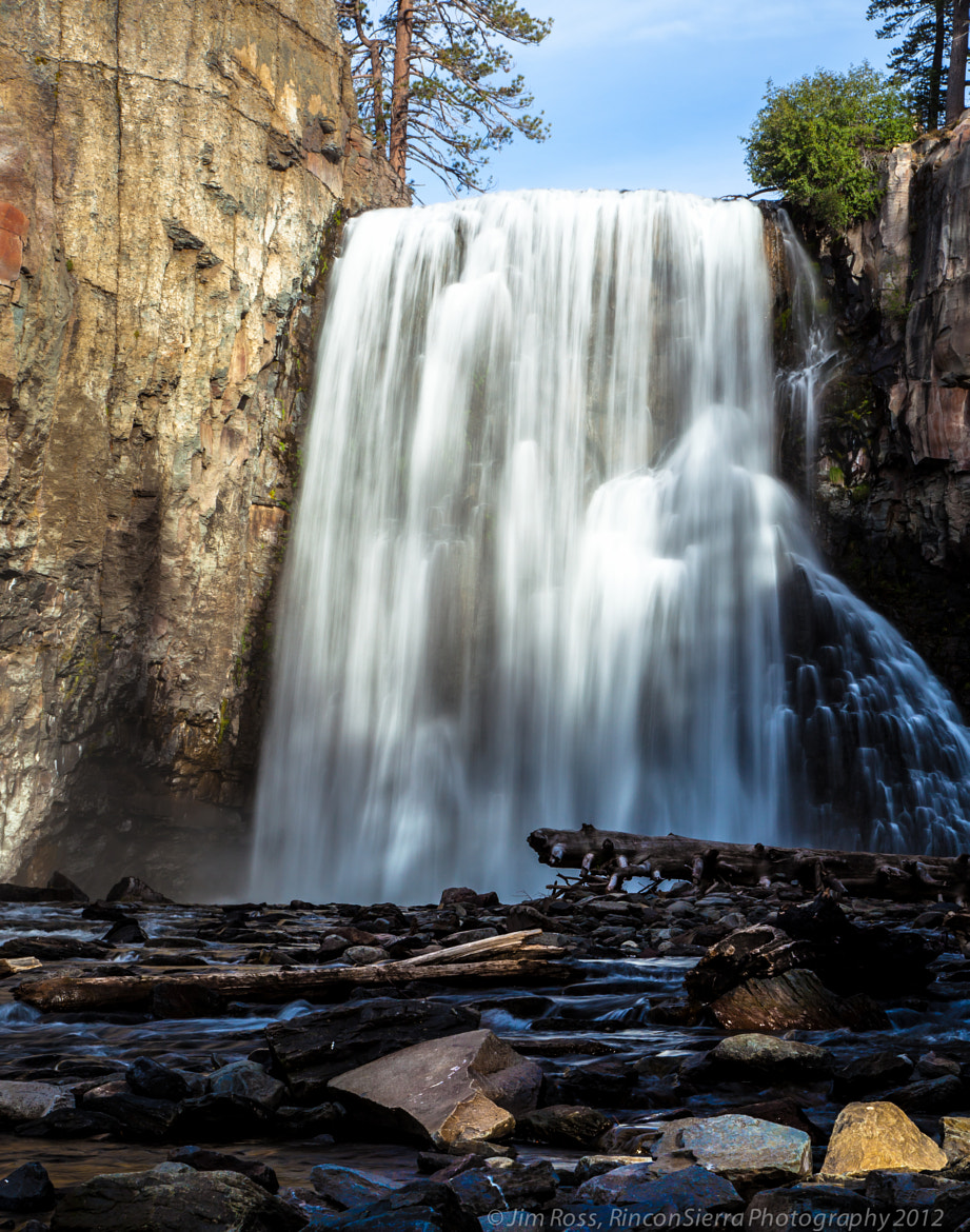 Photograph The 102' Foot Tall Rainbow Falls!!! by Jim Ross on 500px