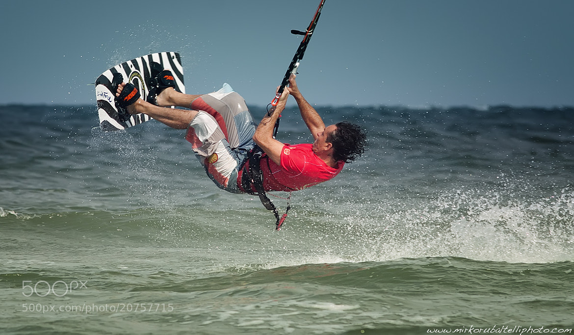 Photograph Kitesurfing #2 by Mirko  Rubaltelli on 500px