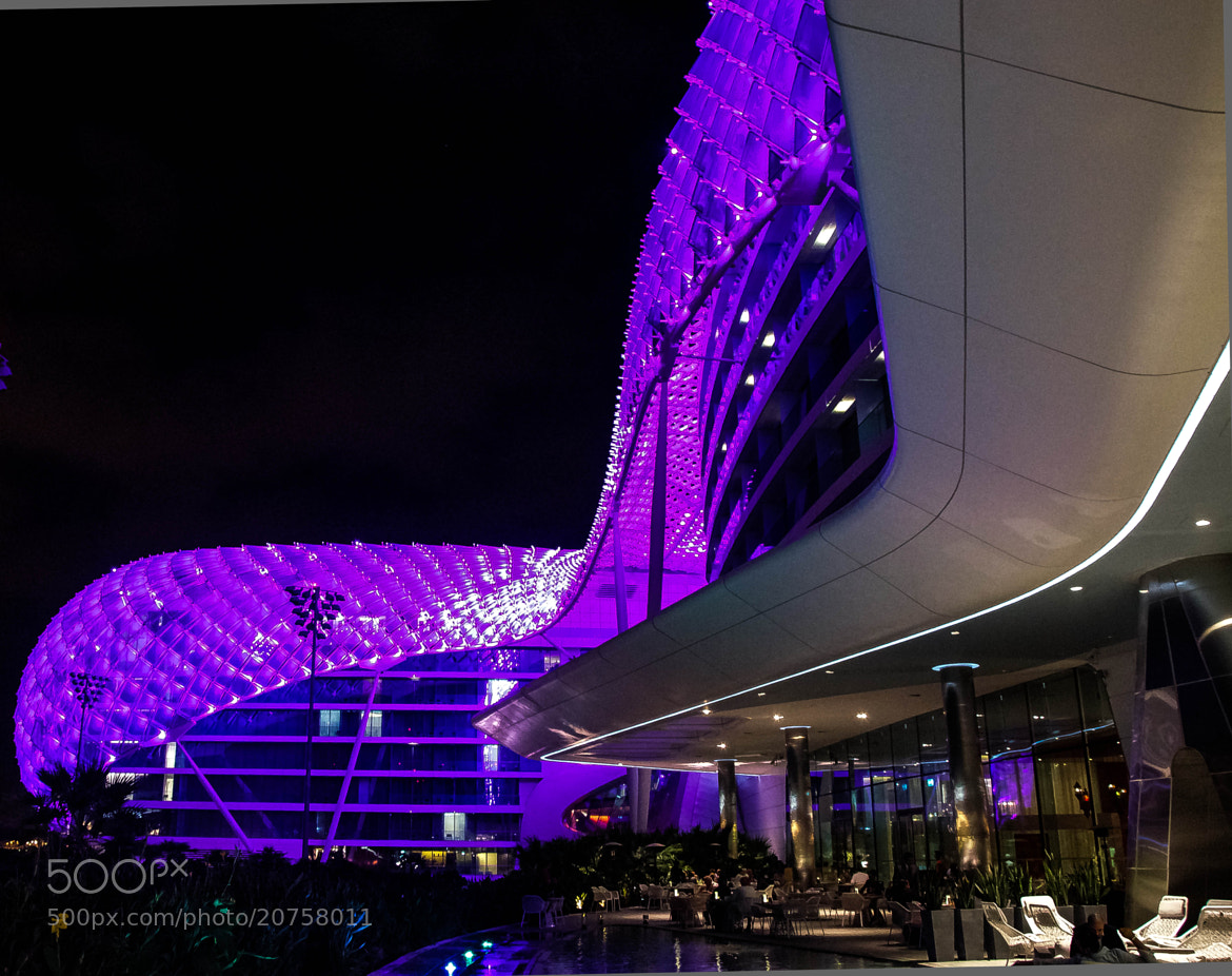Photograph The Yas Viceroy by julian john on 500px