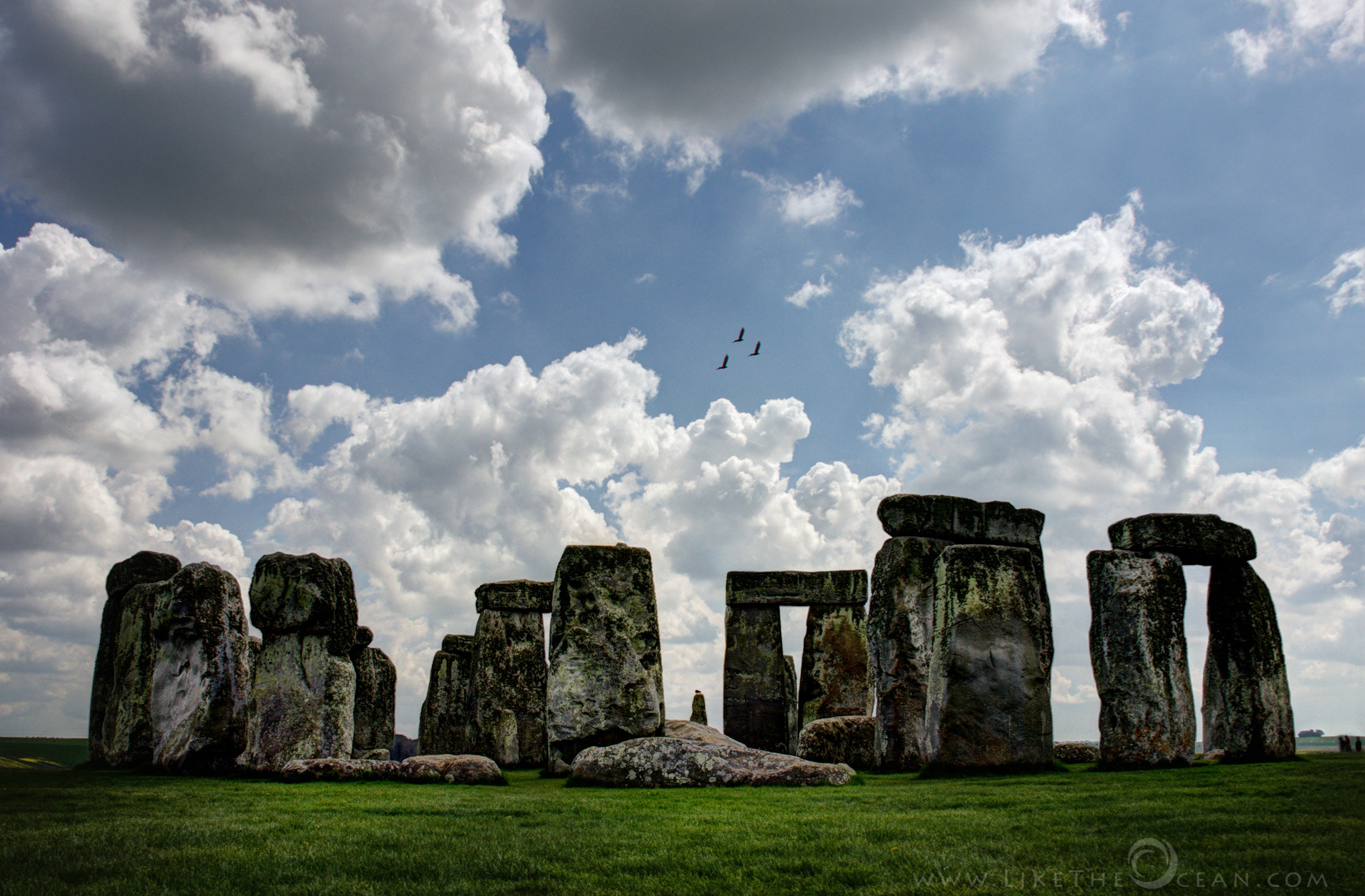 Photograph Stonehenge, this time the original by Sathya R on 500px