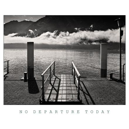 NO DEPARTURE