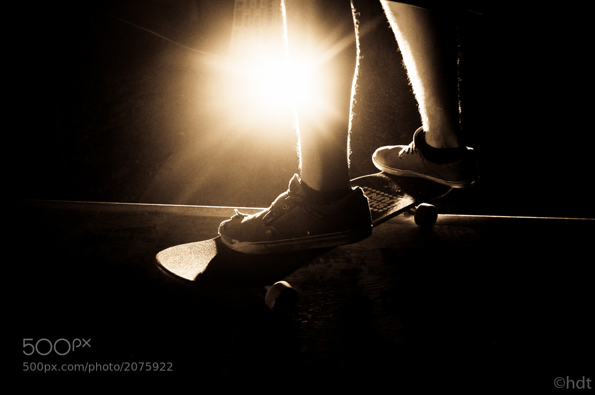 Photograph A Skate Voyage by Jonathan Kiestler on 500px