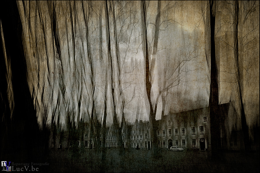 Photograph The beguinage Bruges by Luc V.. on 500px