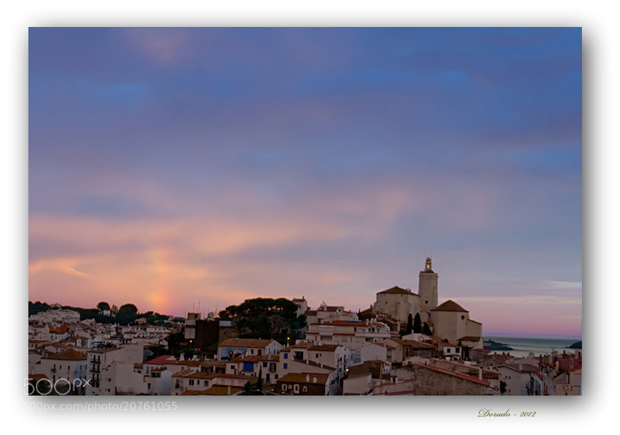 Photograph Cadaqués in Autumn. by Juan Dorado on 500px