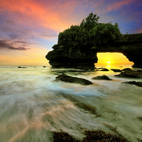 Sunset at Batu Bolong