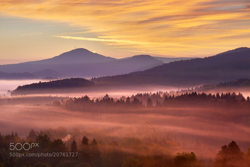 Photograph Fiery Morning by Martin Rak on 500px