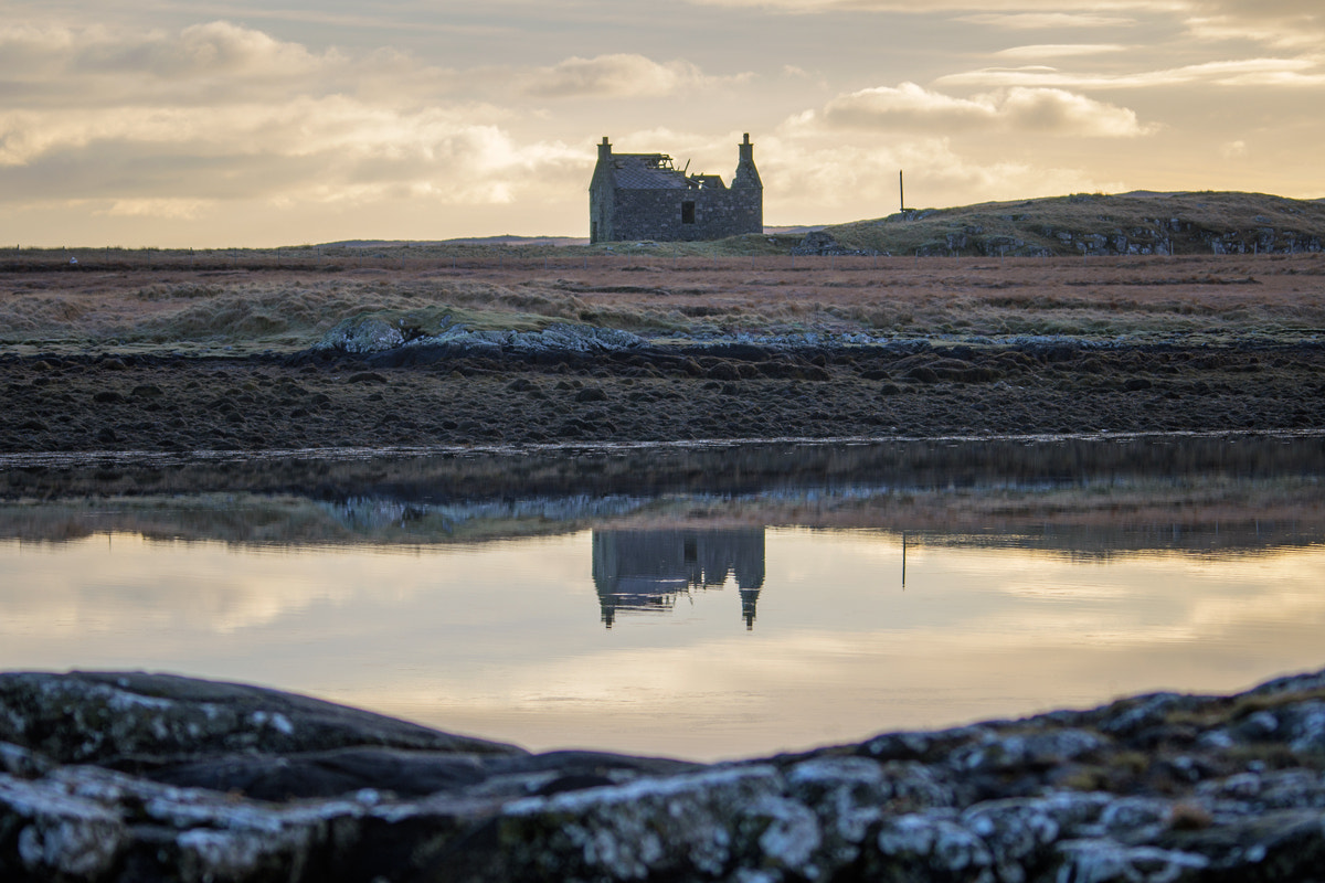 Photograph Callanish Ruin by David Mould on 500px