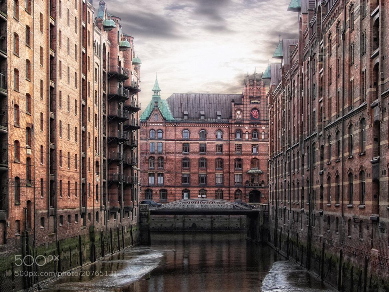 Photograph Old Hamburg by Joachim G.  Pinkawa on 500px