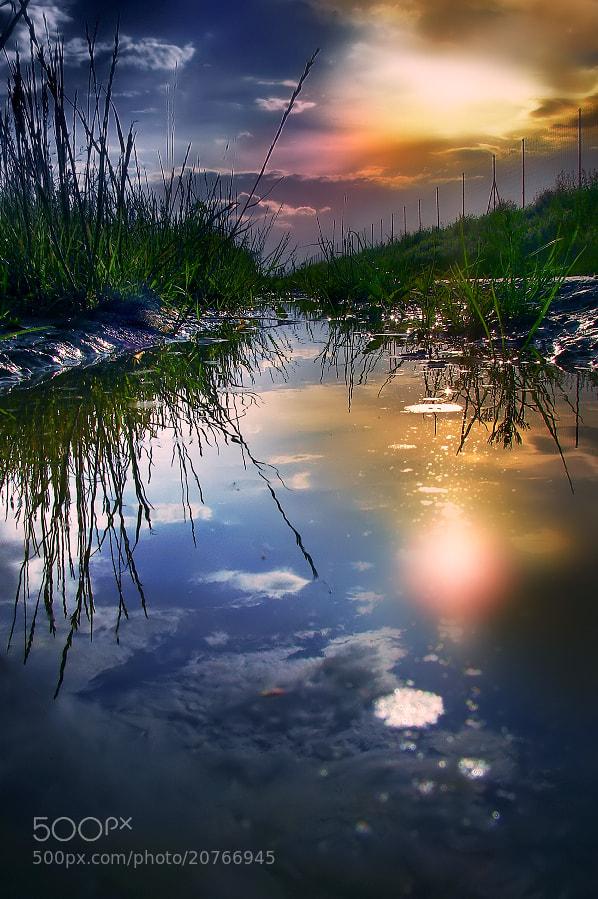 Photograph لحظه ای تابستان by EMERALD WAKE © on 500px