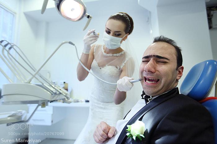 Photograph Dentist bride by Suren Manvelyan on 500px