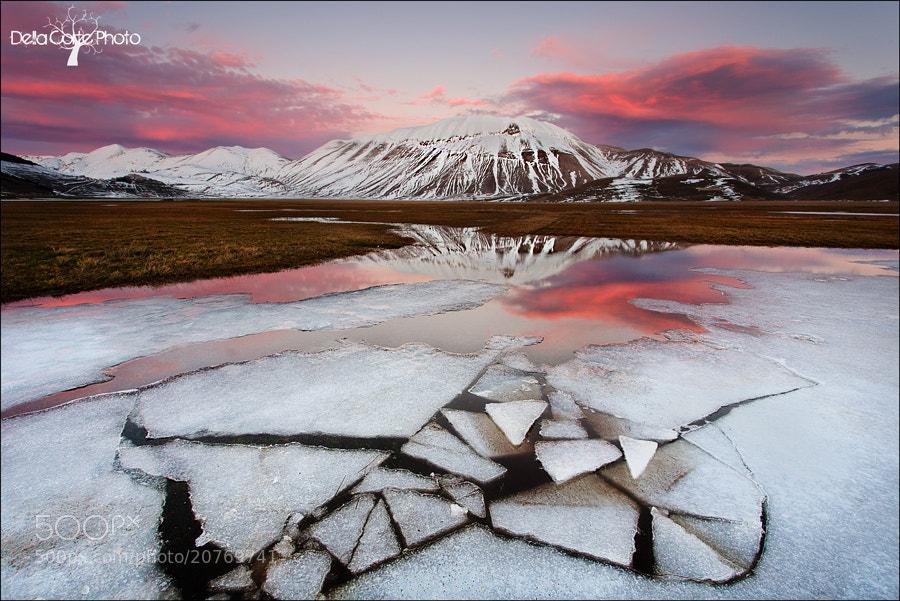 Photograph Ice break .. by Alfonso  Della Corte  on 500px
