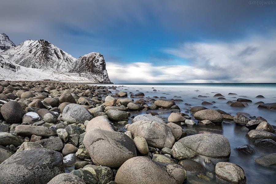Arctic beach