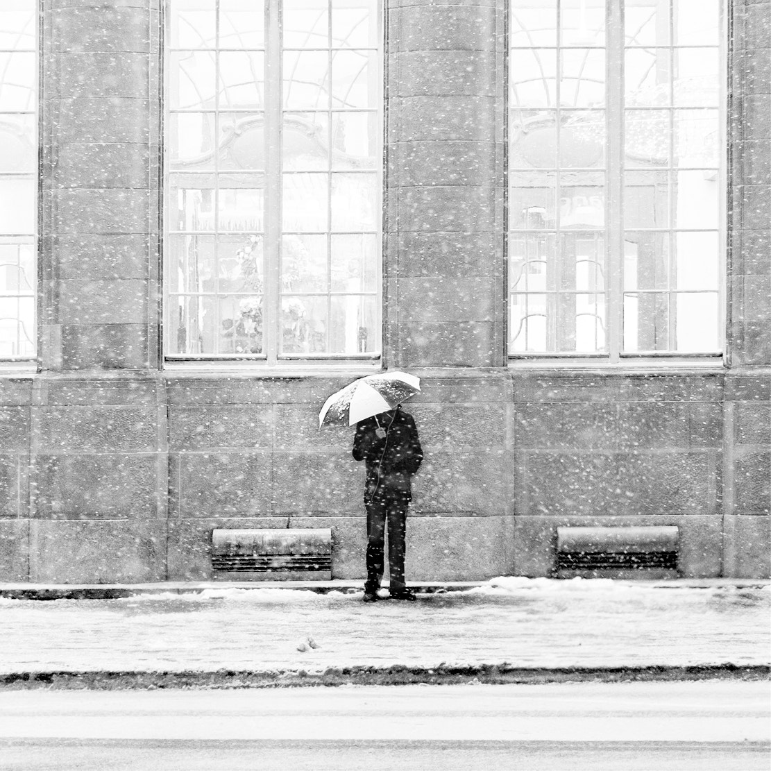 Photograph The Waiting by  bildbrand.com on 500px