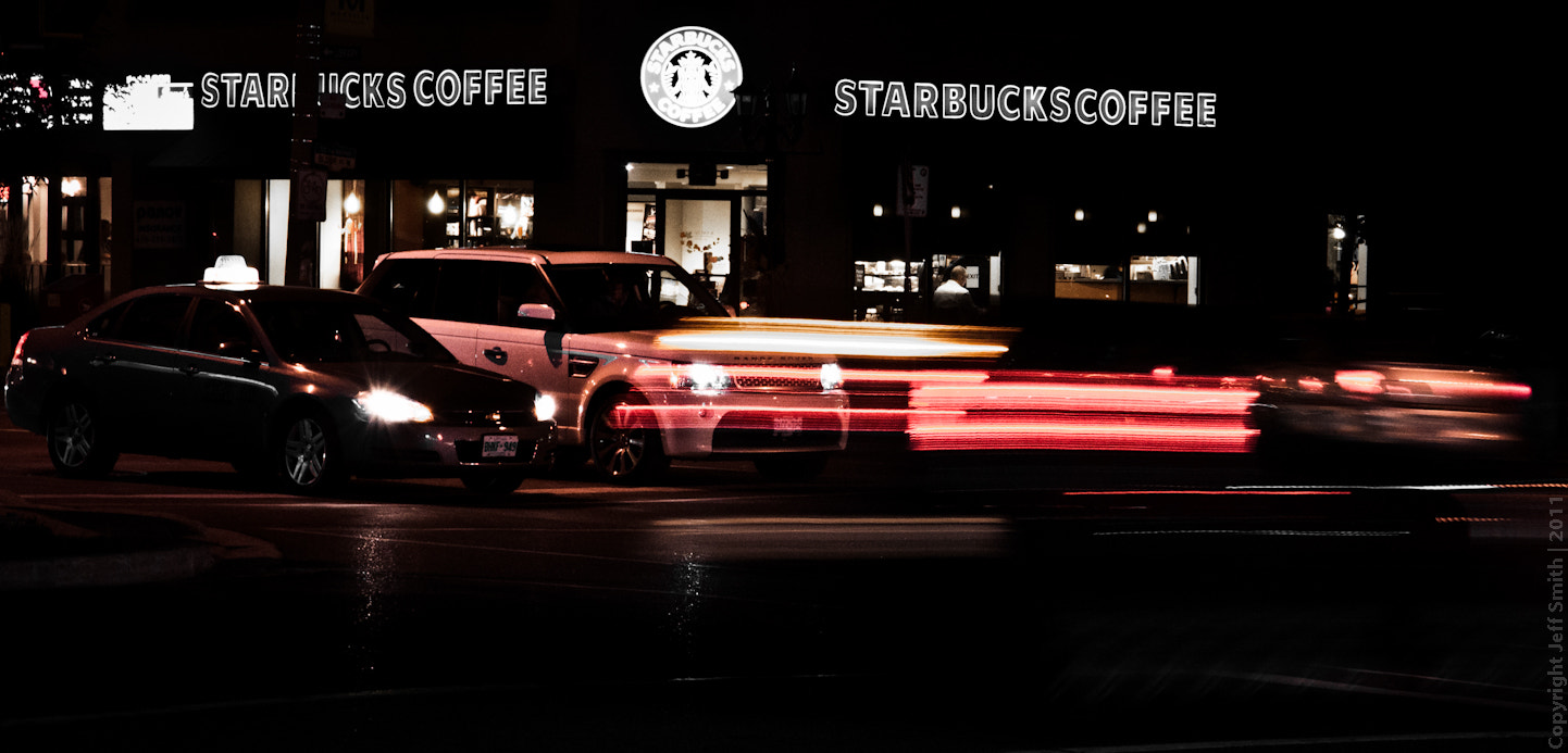 Photograph Starbucks rides by Jeff Smith on 500px