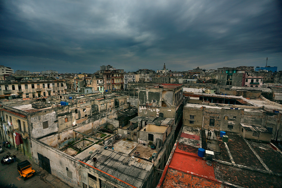 Photograph Central Havana#3 by Mark Podrabinek on 500px