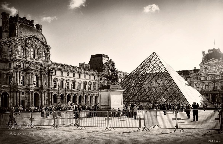 Photograph Louvre. Paris by Viktor Korostynski on 500px