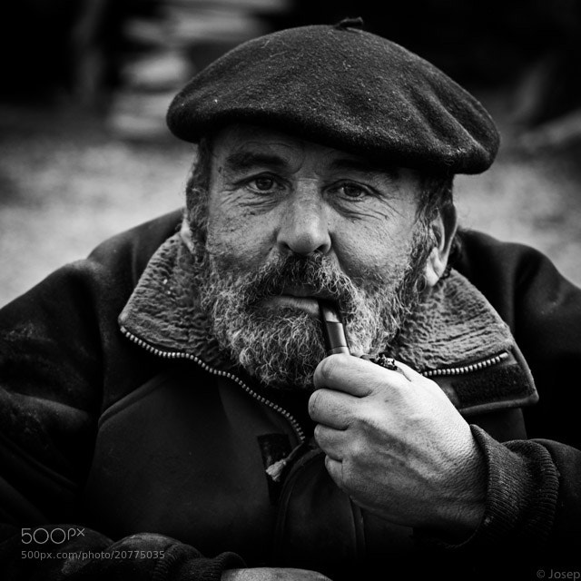 Photograph Country man by Josep Girona on 500px