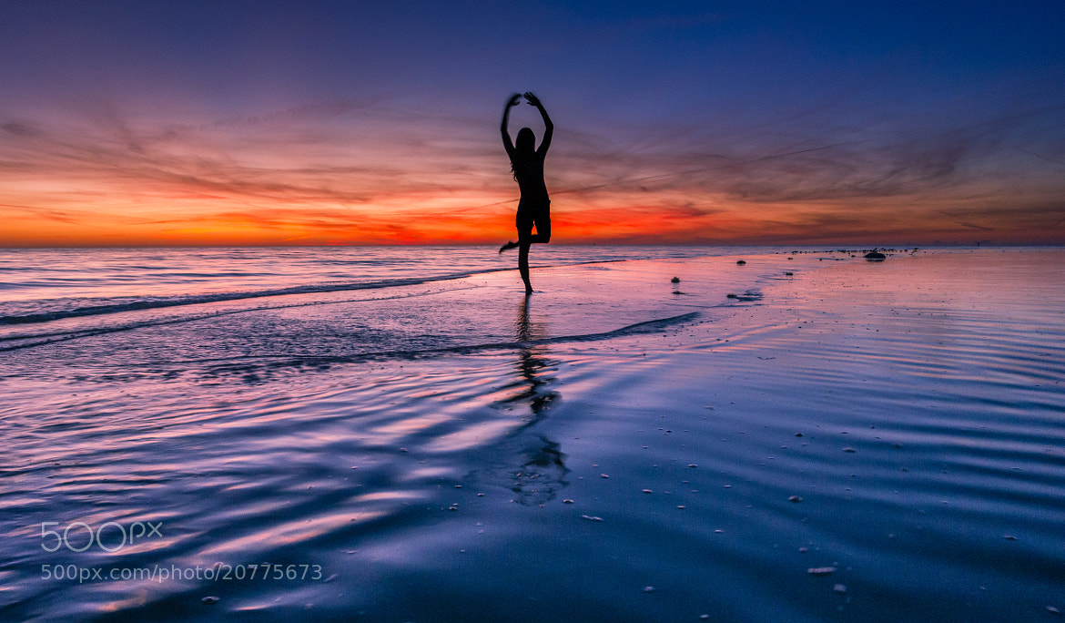 Photograph Sunset Dancer by Stuart Cameron on 500px