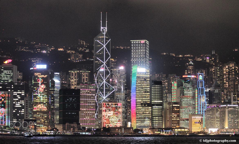 Photograph Hong Kong by Tim Johnson on 500px