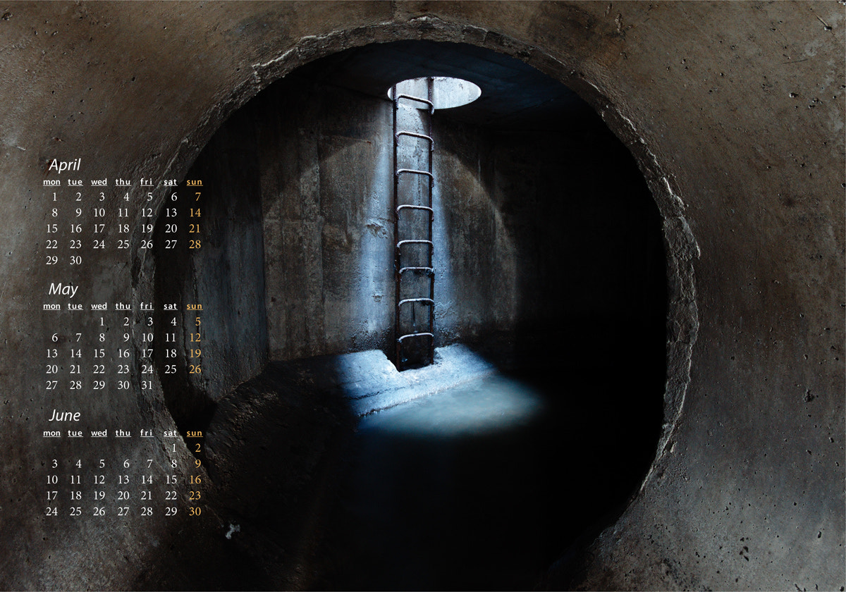 Photograph Urbex calendar 2013-04 by Denis Taraskin on 500px