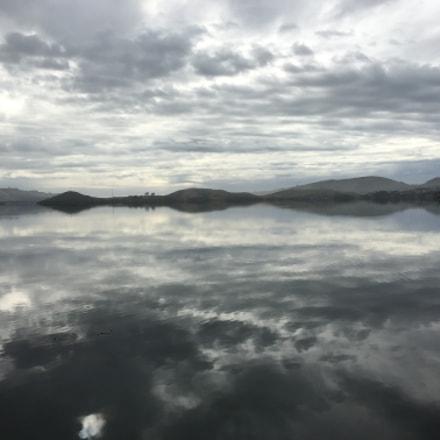 Sky with Lake