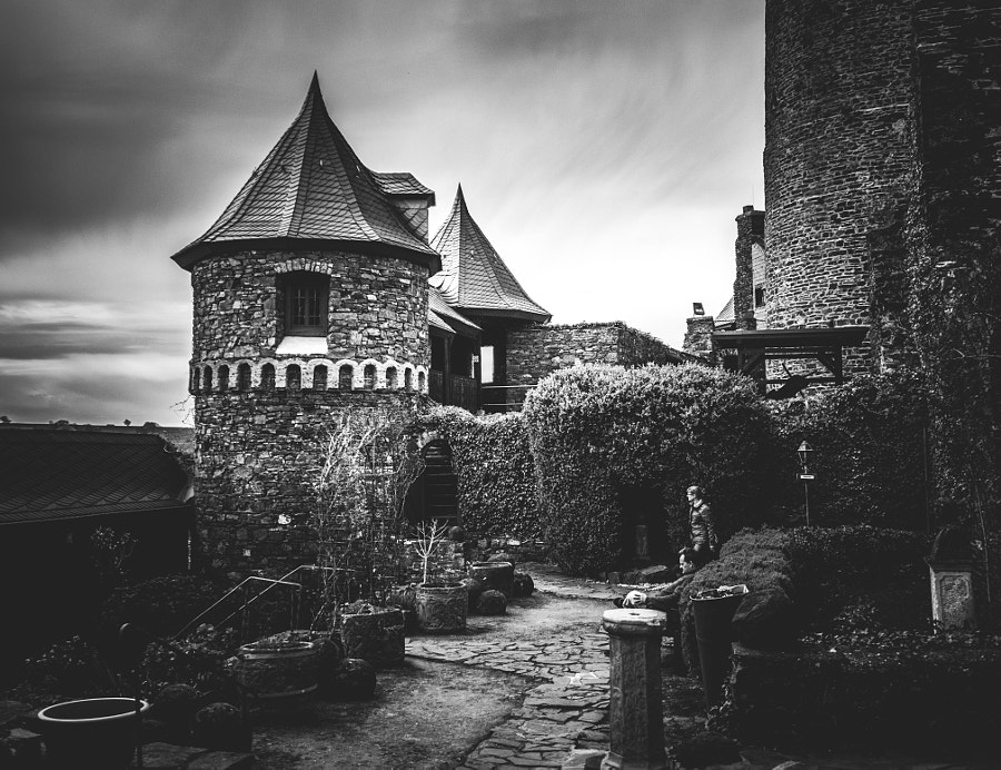 Burg Thurant, Alken, Germany by Son of the Morning Light on 500px.com