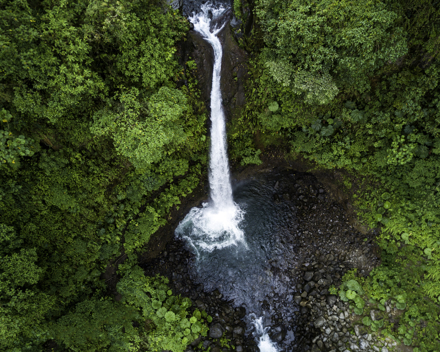 Cascada - Poas, Costa Rica
