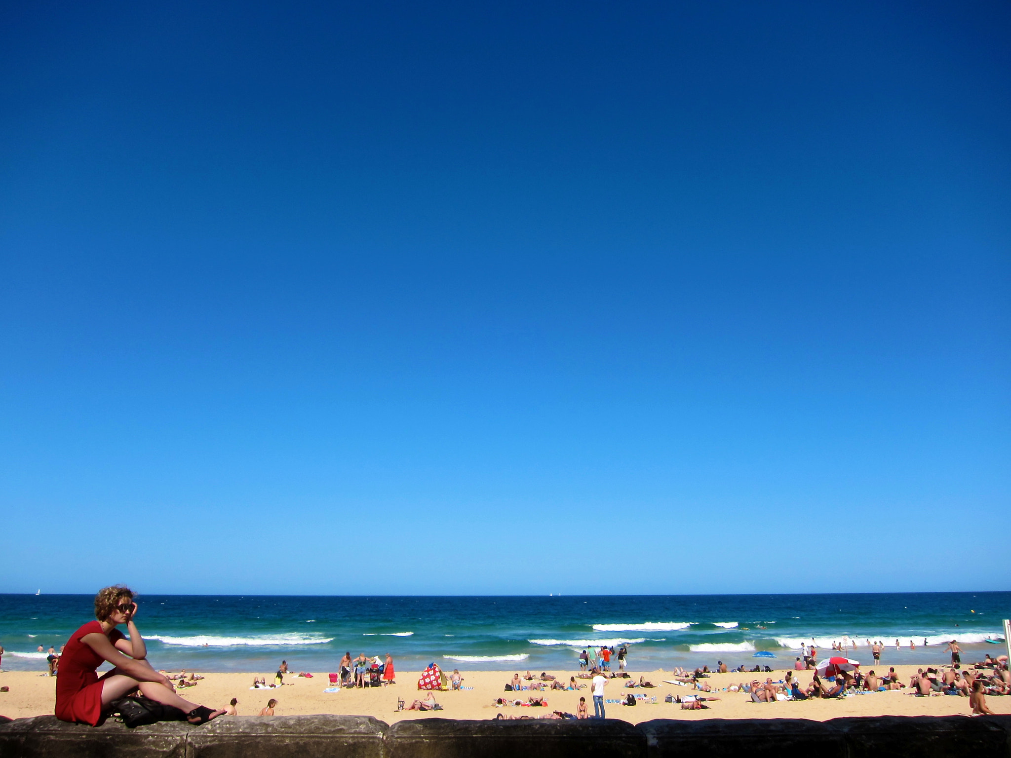 Photograph Manly Beach by Scott Kim on 500px