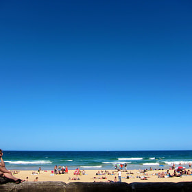 Manly Beach by Scott Kim (ScottKim)) on 500px.com