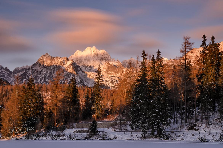 Photograph Evening Glow by Csilla Zelko on 500px