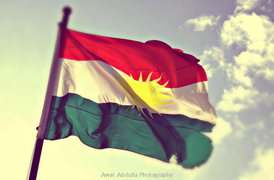 Photograph Kurdish Flag  by Awat Abdulla on 500px