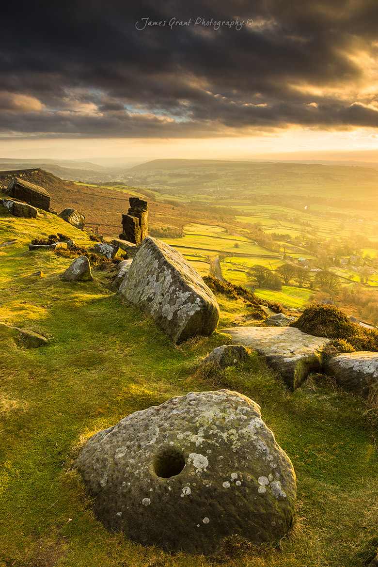 Photograph Curbar Edge Pinnacle by James Grant on 500px