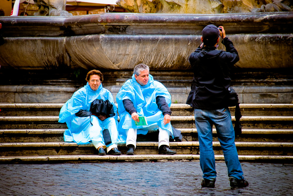 Photograph Americans in Rome by John Armstrong-Millar on 500px