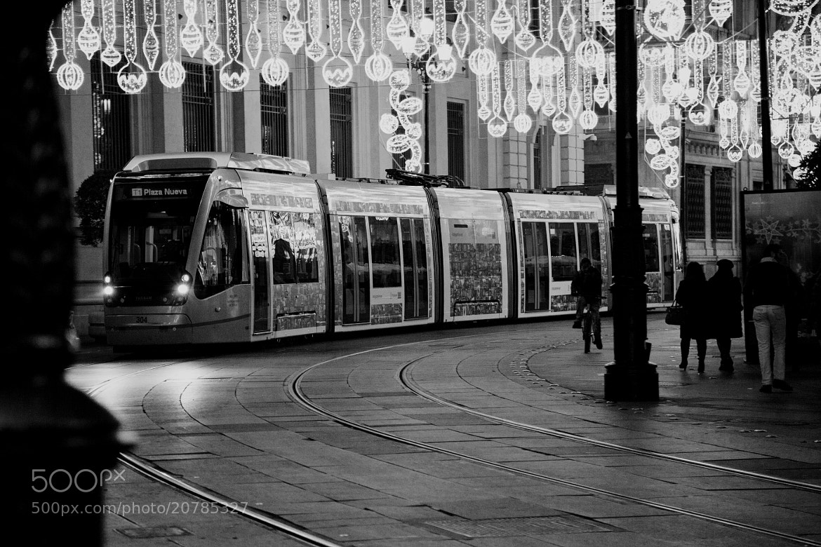 Photograph tranvia navideño..... by Pako Cordero on 500px