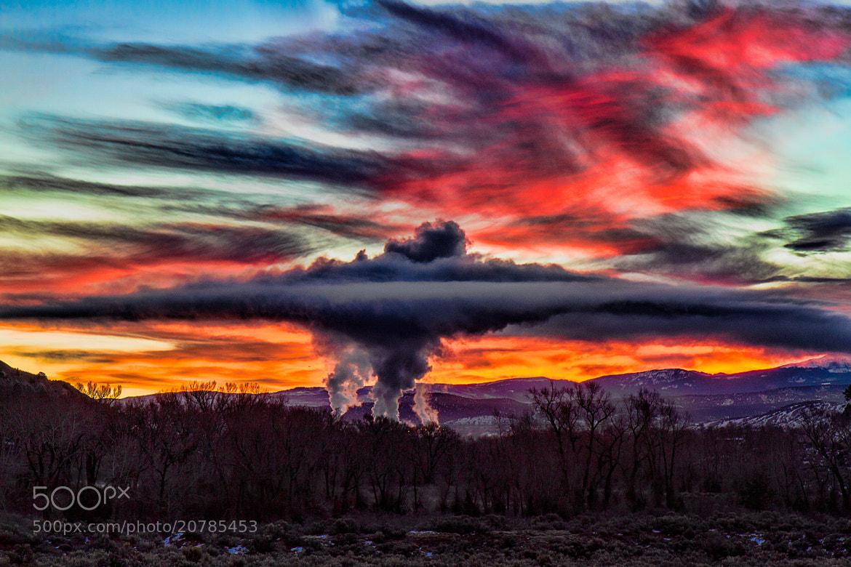 Photograph Armageddon by David  Bair on 500px